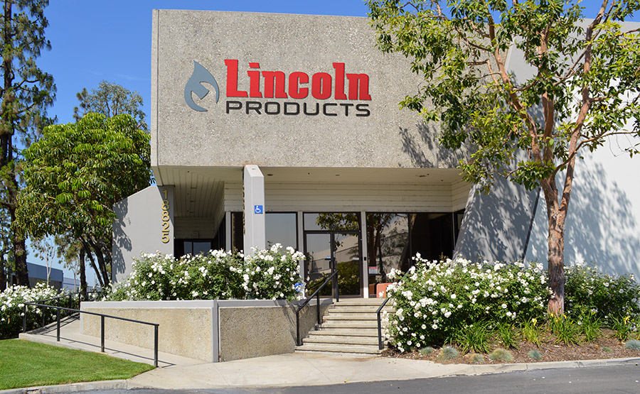Contact Lincoln Products
